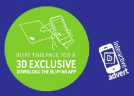 blipp The Guardian partners with Blippar to run its first augmented reality app