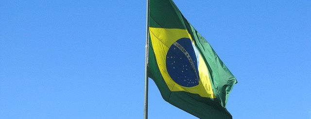 brazilian flag by jorgebrazil