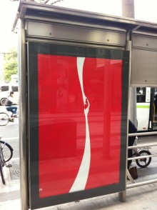 coke11 220x294 Hong Kong student behind Steve Jobs Apple logo tribute lands Coca Cola ad project