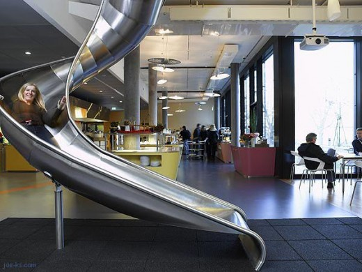 googleplex 12 tech companies that offer their employees the coolest perks