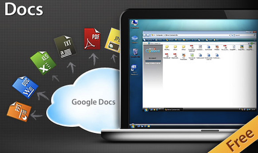 idriveee IDrive Connect turns Google Docs into a virtual folder on your Windows PC