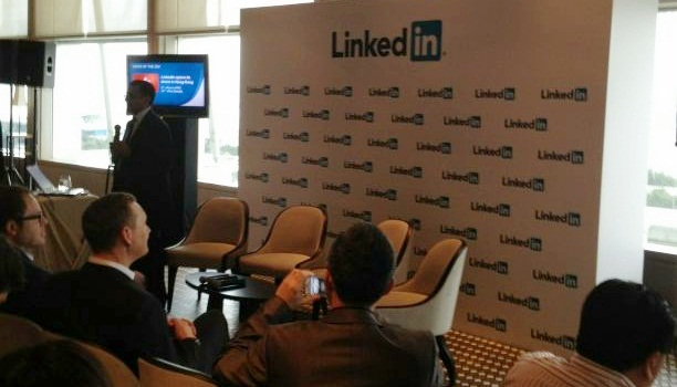 linkedin2 Last week in Asia: Apple soars in China, Samsung tops global mobile sales and more