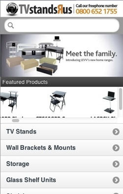 mymcart3 MymCart builds you a mobile optimized Web store in minutes
