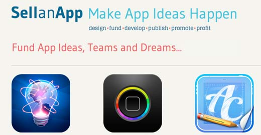 sellanapp1 Crowdsourced app development platform SellanApp opens pre registration for its private beta