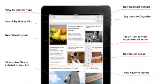 ttqb 520x277 Read It Later rebrands as Pocket, goes free. Lets its 4.5m users save articles, videos, images & more.