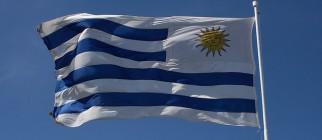 uruguay flag by gamillos