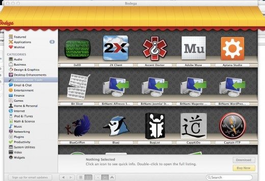 Convo 15 520x356 Bodega is a beautiful alternative to Apples Mac App Store