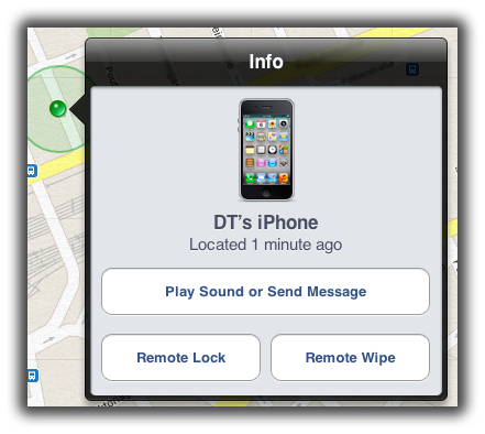 FindMyiPhone1 St. Patricks Day 2014 app toolkit: A drinkers guide to getting your green on