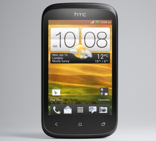 HTC Desire C Androdi 40 ICS official 520x470 HTC Desire C unveiled featuring 3.5 inch display, Beats audio, 5 megapixel camera and NFC support