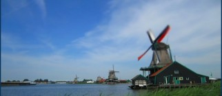 Holland Windmills