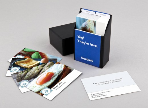 MOO Facebook corporate business card1 520x380 New Moo offer lets businesses create cards from Facebook Pages for free