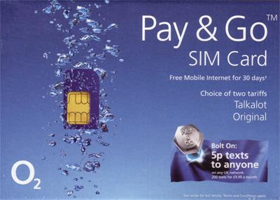 O2 O2 announces new mobile roaming tariffs for European travelers, £1.99 for 25MB of data