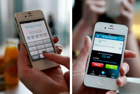 PingIt Barclays money transfer app Pingit passes 500,000 downloads 3 months after launch