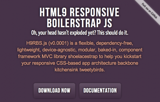 Screen Shot 2012 05 09 at 12.24.21 PM 520x330 Are you ready for HTML9? Responsive Boilerstrap JS will make your head explode