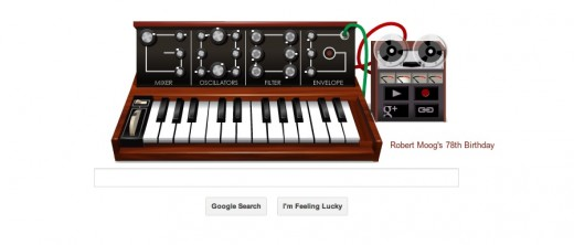 Screen Shot 2012 05 22 at 9.34.12 AM 520x222 Tomorrows Google homepage is an epic playable tribute to the Moog synthesizer
