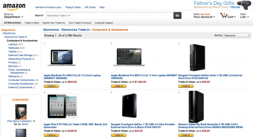 Screen Shot 2012 05 31 at 10.28.43 AM 520x281 Customers complained, Amazon listened: Laptops and netbooks are now eligible for Trade In