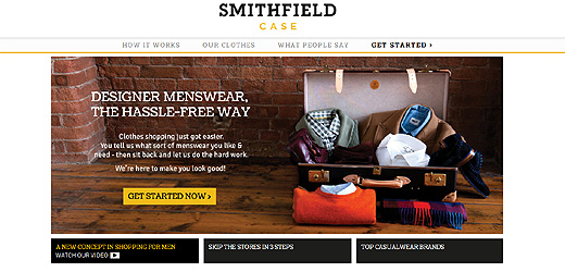 Smithfield1 Smithfield Case secures £650k seed round to improve online shopping for men in the UK