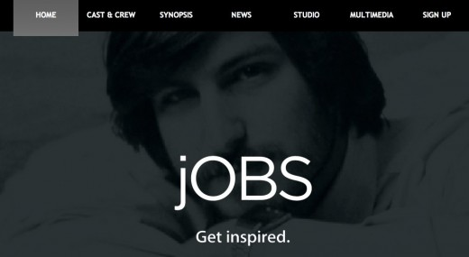 The Jobs Movie 520x285 Ashton Kutchers Steve Jobs biopic, jOBS, to begin filming in original Apple garage