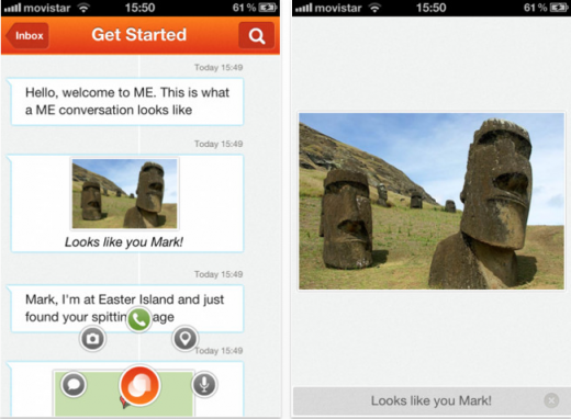 a3 520x382 Telefónica launches Tu Me for iOS, an all in one communications app with searchable timeline