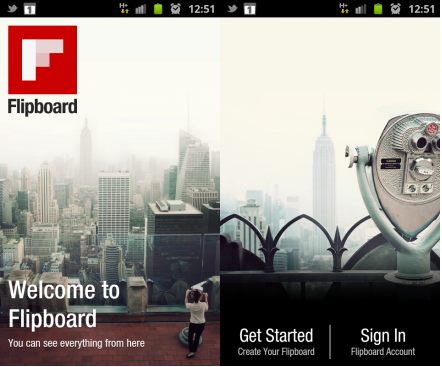a5 Hands on with Flipboard for Android, and heres how you can download it now