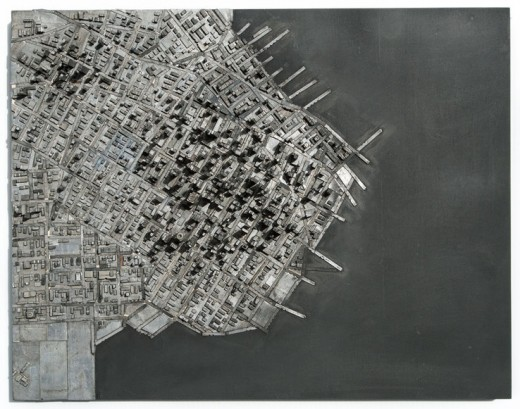 alt 1 520x409 This artist made a city out of movable type