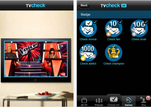 b8 520x368 Orange brings its social TV app TVcheck to second screens across the UK