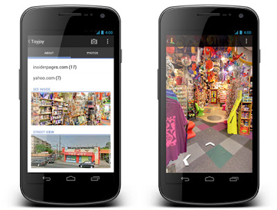 blogpost2 Google Offers and indoor walking directions come to the newest Google Maps for Android