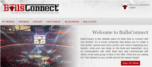 bullsconnect2 520x229 Seven must follow sports teams on social media