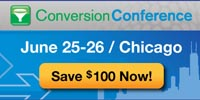 conversionconference 200x100 Tech and media events you should be attending [Discounts]