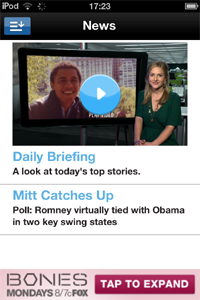 daily A year after launching, iPad newspaper The Daily finally comes to the iPhone
