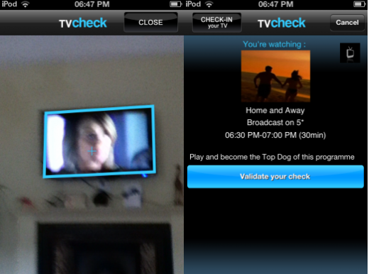 e2 520x386 Orange brings its social TV app TVcheck to second screens across the UK