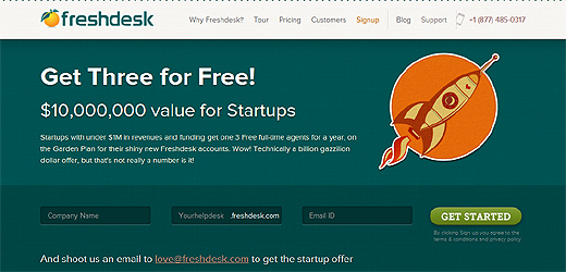 freshdesk1 Freshdesk launches Future Fund to help startups provide better customer care