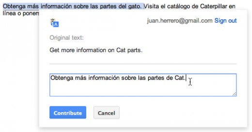 gt 520x273 Google Translate now allows website owners and visitors to edit translations