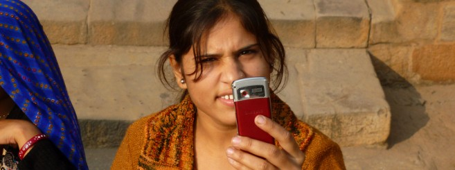 india phone users