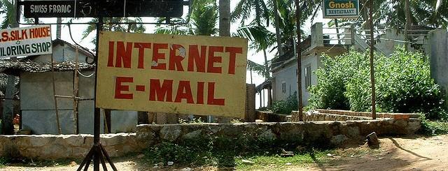 internet india