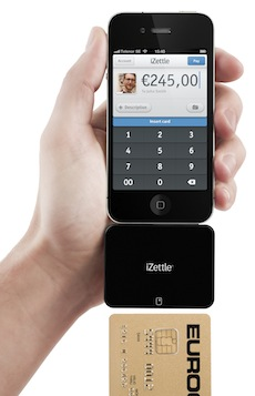 izet Europes Square rival iZettle to ship 3,000 card readers to UK testers, warms up for summer launch