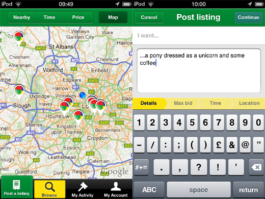 juggle2 Juggle launches to help the UK public get things done ahead of imminent arrival of TaskRabbit