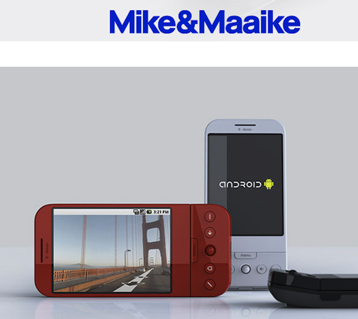 mike Google has acquired San Francisco design studio Mike and Maaike