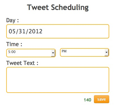 schedule tweet Analyse your tweet reach with social media analytical tool, Content Scorer [Invites]