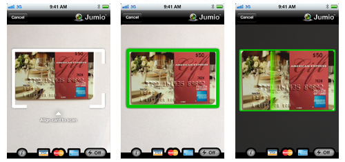 screenios1 Jumio opens Netswipe Mobile SDK, gives away $5M worth of scanning fees to startups