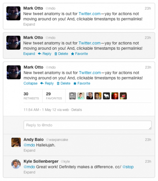 tweet anatomy full 520x597 Twitter confirms subtle yet important UI changes for Twitter.com