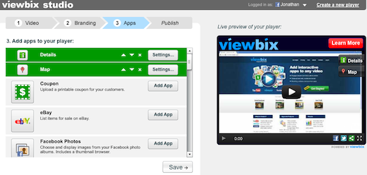 viewbix Viewbix lands $2 million for its interactive video creation and analytics platform