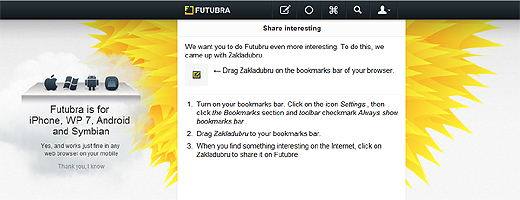 widgetfu3 Russias Twitter rival Futubra unleashes mobile apps