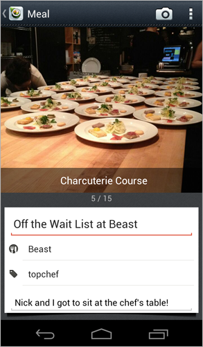 12 Evernote launches Evernote Food on Android, continuing its cross platform push