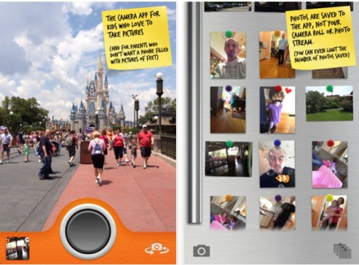 1stCamera 520x385 FirstCamera: This child friendly iOS photo app keeps kids away from your precious camera roll
