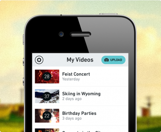 2 Upload 520x426 Boxee launches Cloudee to let users share their personal videos with friends and family