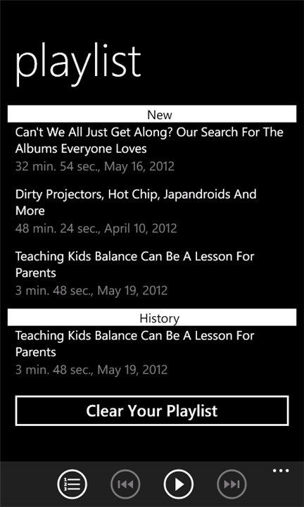 3d0b9f4b a58b 49da 9302 194a82b36998 Windows Phone users rejoice: You can now listen to NPR on the go