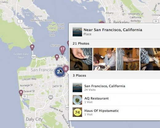 4 Drew Olanoff 1 520x416 Facebook digs deep into its shared location data to find the worlds most social landmarks