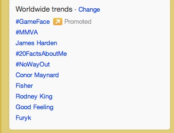 40 Twitter   Search social media day getglue Twitter has completely missed the mark with its Tailored Trends tweak