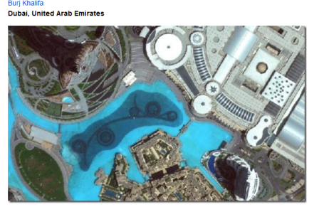 Bing4 Bing Maps gets 165 terabytes of new satellite imagery, more than its past aerial releases combined